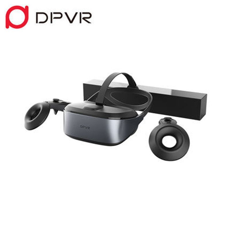 DeePoon E3-P 2.5K 3D positioning HMD VR Headset Immersive Virtual Reality Glasses Laser Positioning Solution E-Polaris