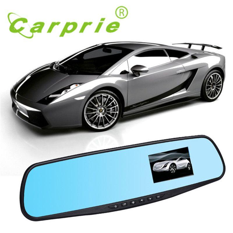 2017 Car Dash camera  2.8 Full HD 1080P Auto Car DVR Rearview Mirrors Camera Video Recorder  Car-styling
