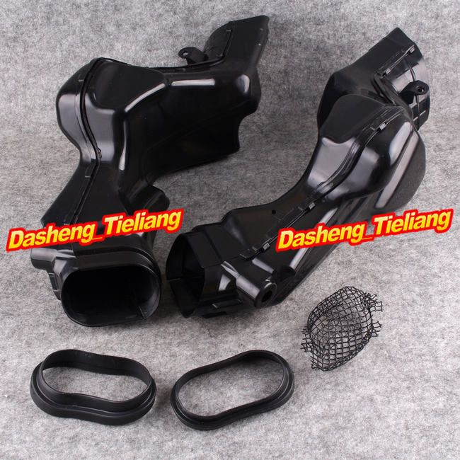 For Suzuki 2007-2008 GSXR1000 K7 Motorcycle Ram Air Intake Tube Duct Fairing Spare Parts and Accessories