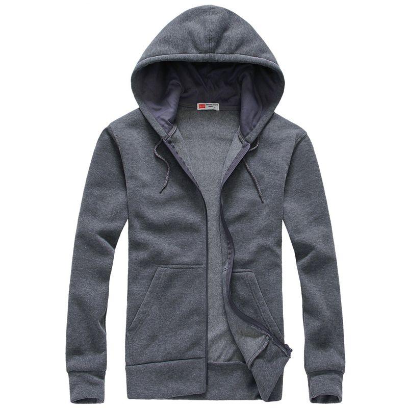 New Fashion Men Sweatshirt Men Hoodies Cotton Hoodie Jackets Tracksuit Autumn Spring Hoodies Men Sweatshirt Plus Size S-XXL