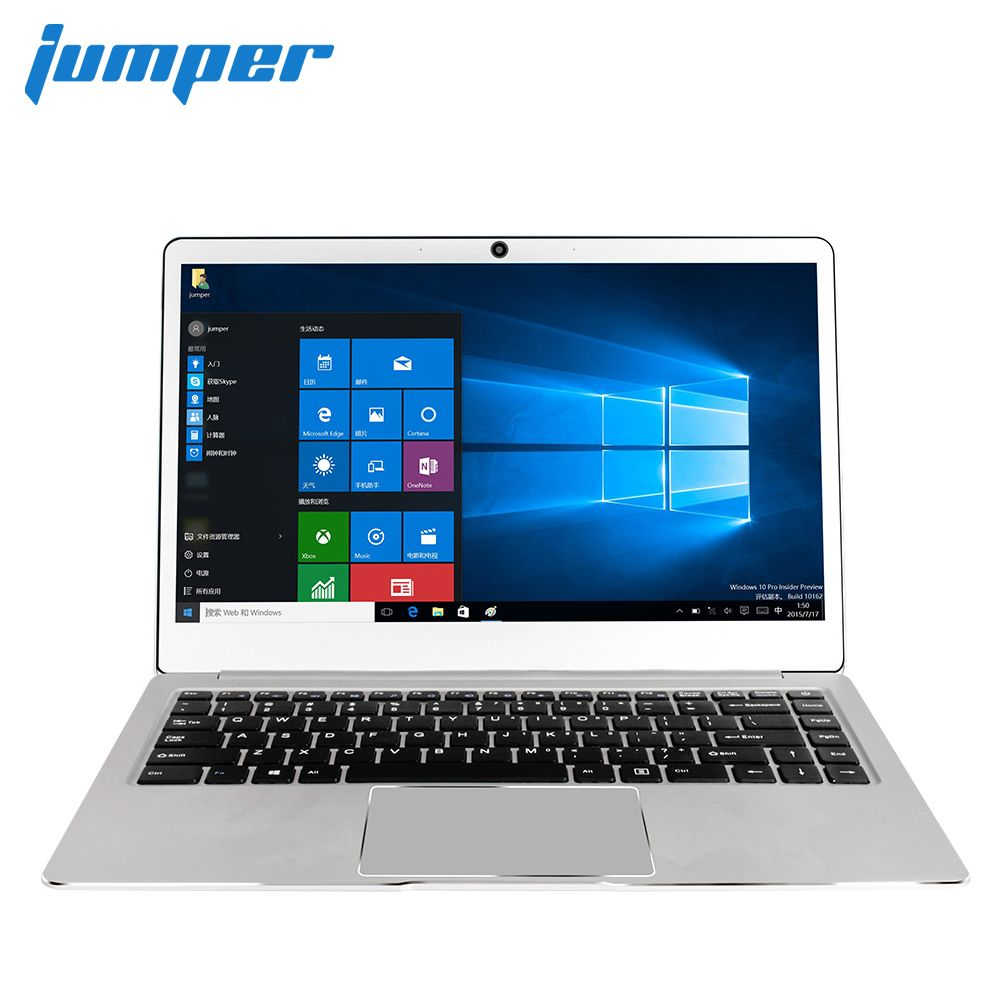 Jumper EZbook 3L Pro laptop 14 inch FHD Screen Intel Apollo Lake N3450 HD Graphics 500 6G RAM 64G eMMC 64G SSD ultrabook laptops