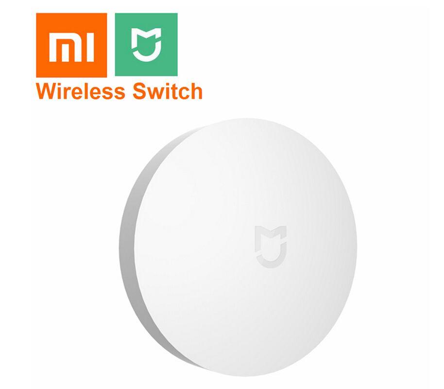 2018 Xiao mi mi jia commutateur sans fil Center de contrôle de la maison Intelligent multifonction dispositif domestique Intelligent travailler avec mi app maison
