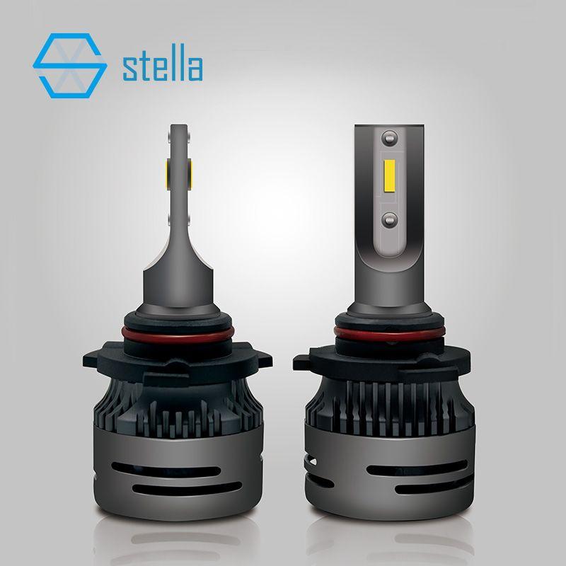 Auto Led Headlight 6000k 12v 880/881 5202 9004/9007 9005/HB3 9006/HB4 9012 D1/D2/D3/D4 H1 H3 H4/9003/HB2 H7 H8/H9/H11 H13/9008