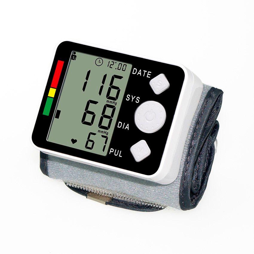 tonometro atuomatic digital tonometer on wrist blood pressure Sphygmomanometer automatic blood pressure monitor tonometer