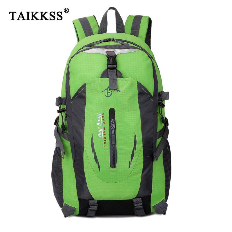 2017 Fashion school bag Waterproof Nylon men Backpack Bag women mochila Escolar Travel Bag Rucksack trekking bag Large Capacity
