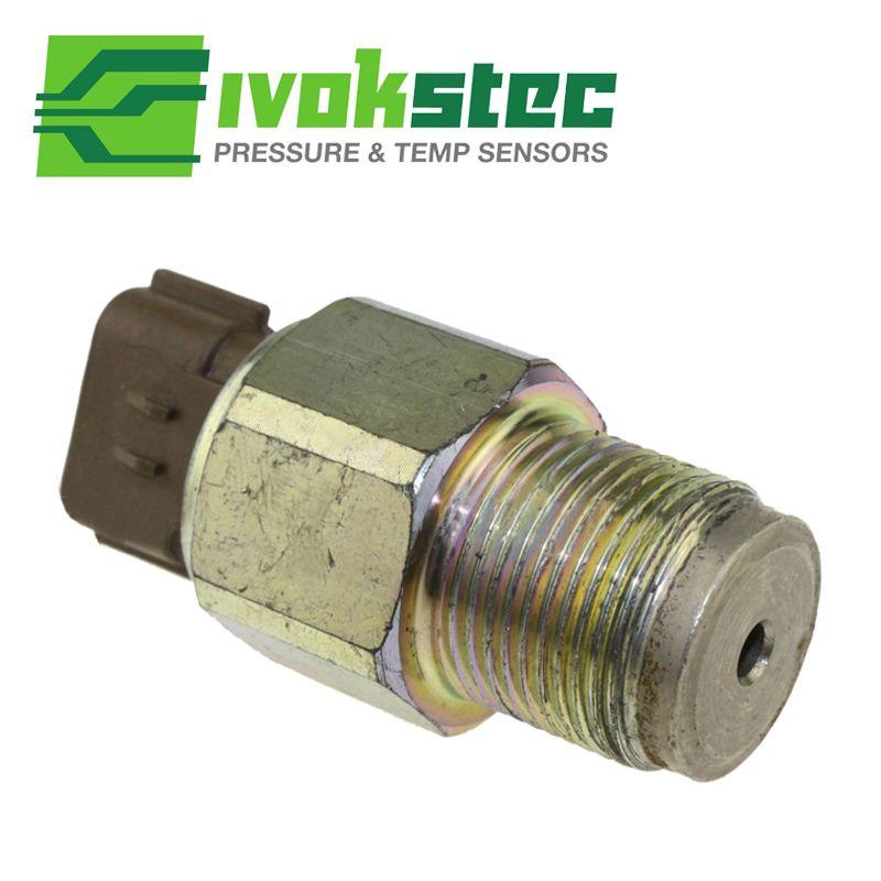 Genuine Fuel Rail Pressure Sensors For Nissan Navara D40 Cabstar X-Trail Primera Pathfindre R51 499000-6160 4990006160 EWS0009