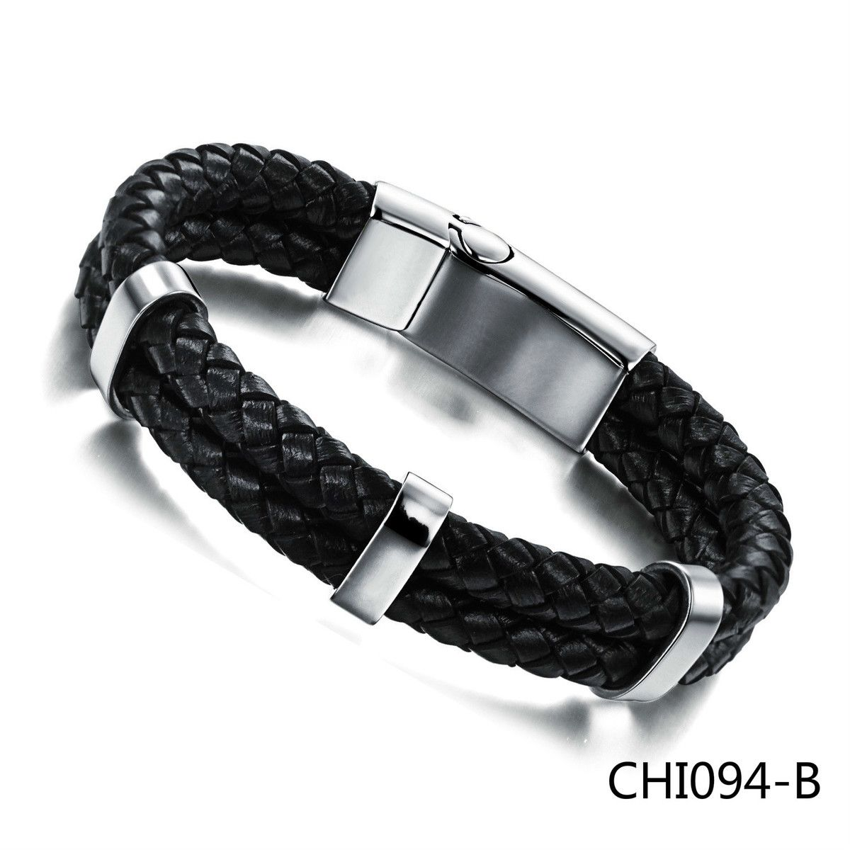 European Ornaments Man charms Bracelet Skin Tide Male Birthday Gift PH899 bracelets for women