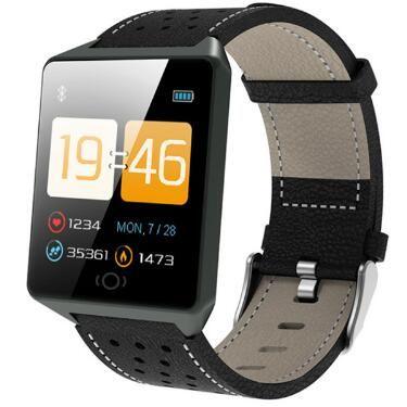 Montre Smart Watch Hommes CK19 smart bracelet smartwatch de fréquence cardiaque fitness tracker smart bracelet reloj PK mi bande 3 Pk huawei watch
