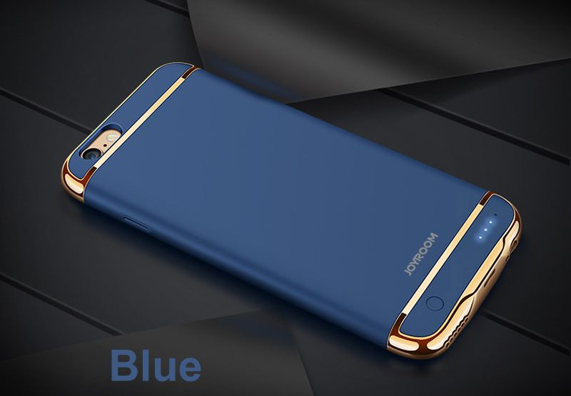 for iphone 6s Rechargeable <font><b>Backup</b></font> Battery Case For iPhone 6 6s 7 plus Power Bank Phone Battery Charger Case cover for iphone 6 7
