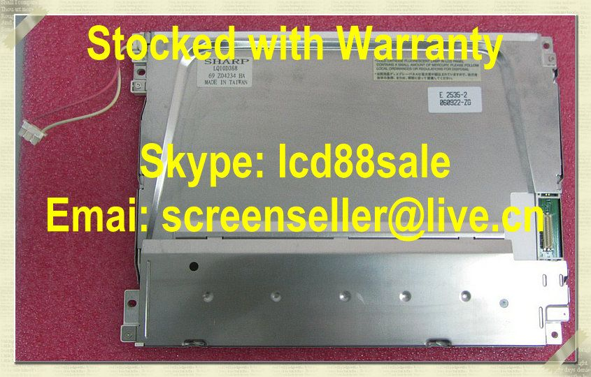 best price and quality original LQ10D368 industrial LCD Display