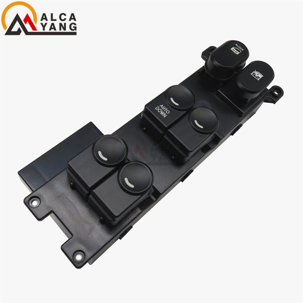 AUTO AND AUTODOWN Window litfer switch driver's side 93570-2L010 For Hyundai i30 I30cw 2008-2011 Front left control switch