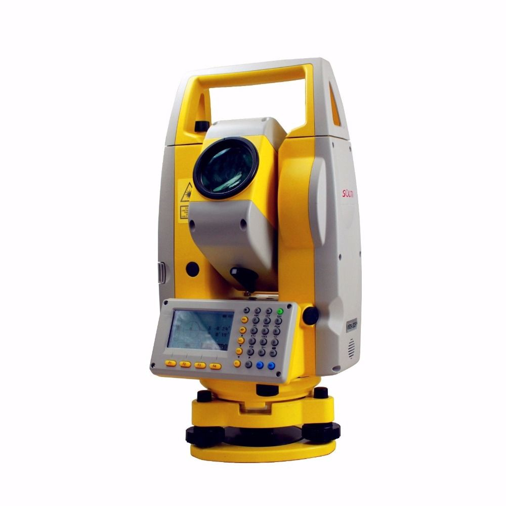 NEW SOUTH  500M Reflectorless total station NTS-332R5