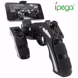 IPEGA PG-9057 Bluetooth Game Controller Game Gun Wireless Joystick For Android Smart Phone For Huawei Mate 10 For Xiaomi 4
