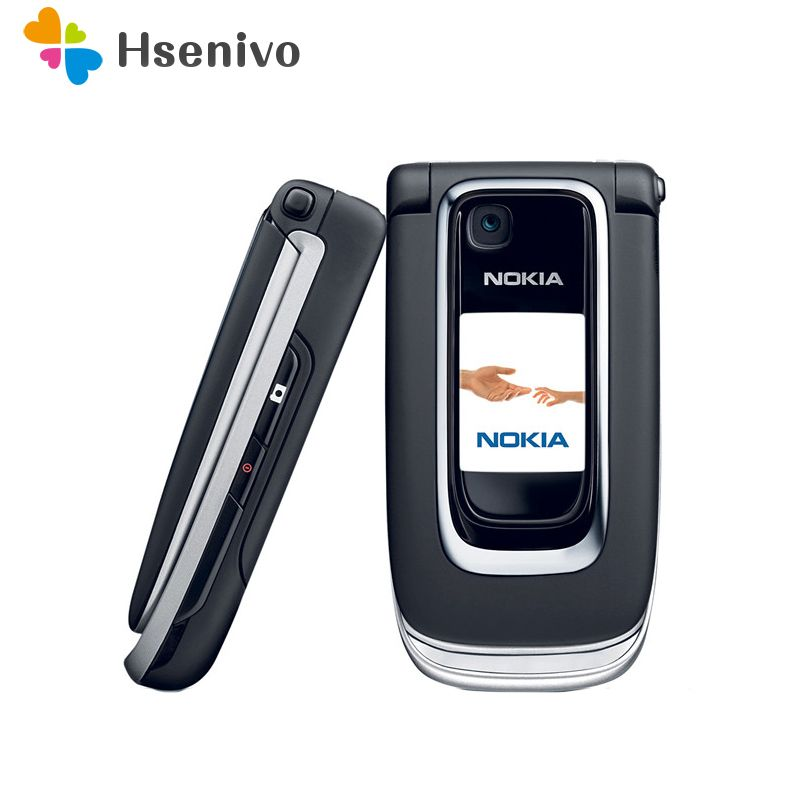 Free shipping Unlocked 6131 Original Mobile phone Nokia 6131 Cheap GSM Camera FM Bluetooth Good Quality Phone Multi Keyboards