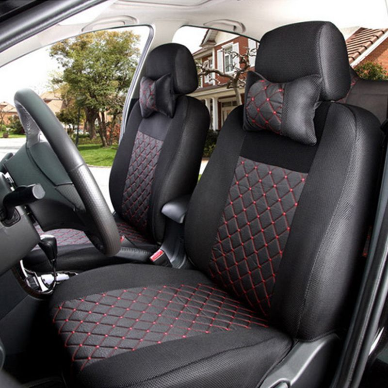 2 front seat Universal car seat covers For Lifan X60 X50 320 330 520 620 630 720 car accessories auto styling