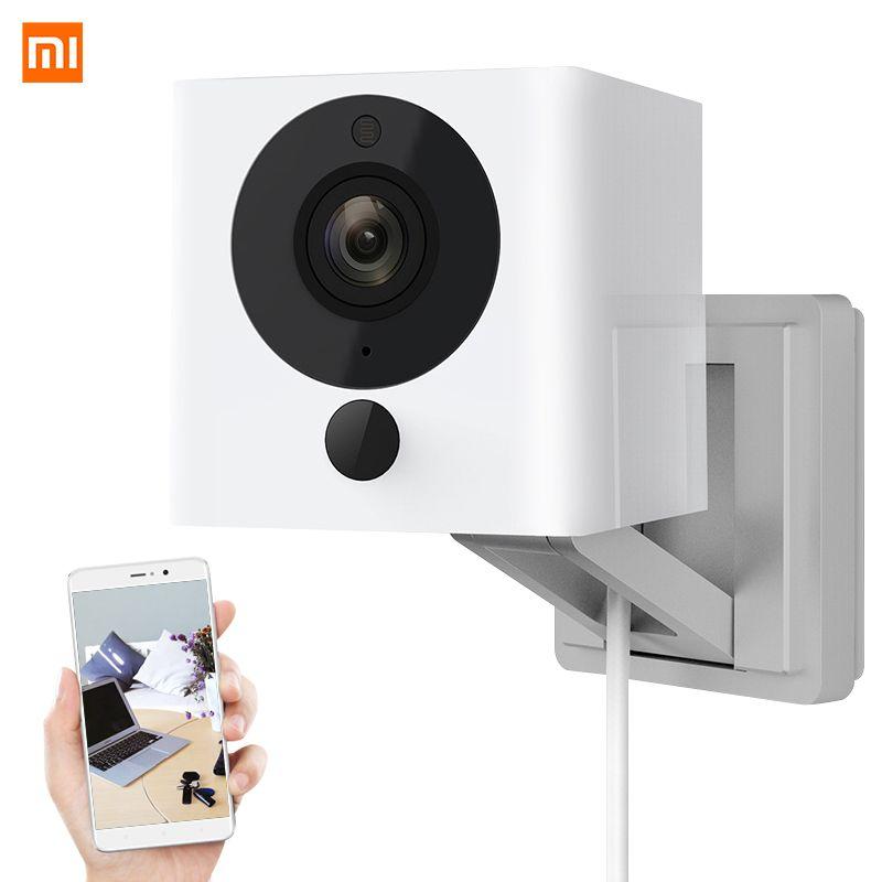 Xiaomi CCTV Mijia Xiaofang 110 Degree F2.0 8X 1080P Digital Zoom Smart Camera IP WIFI Wireless Camaras Cam