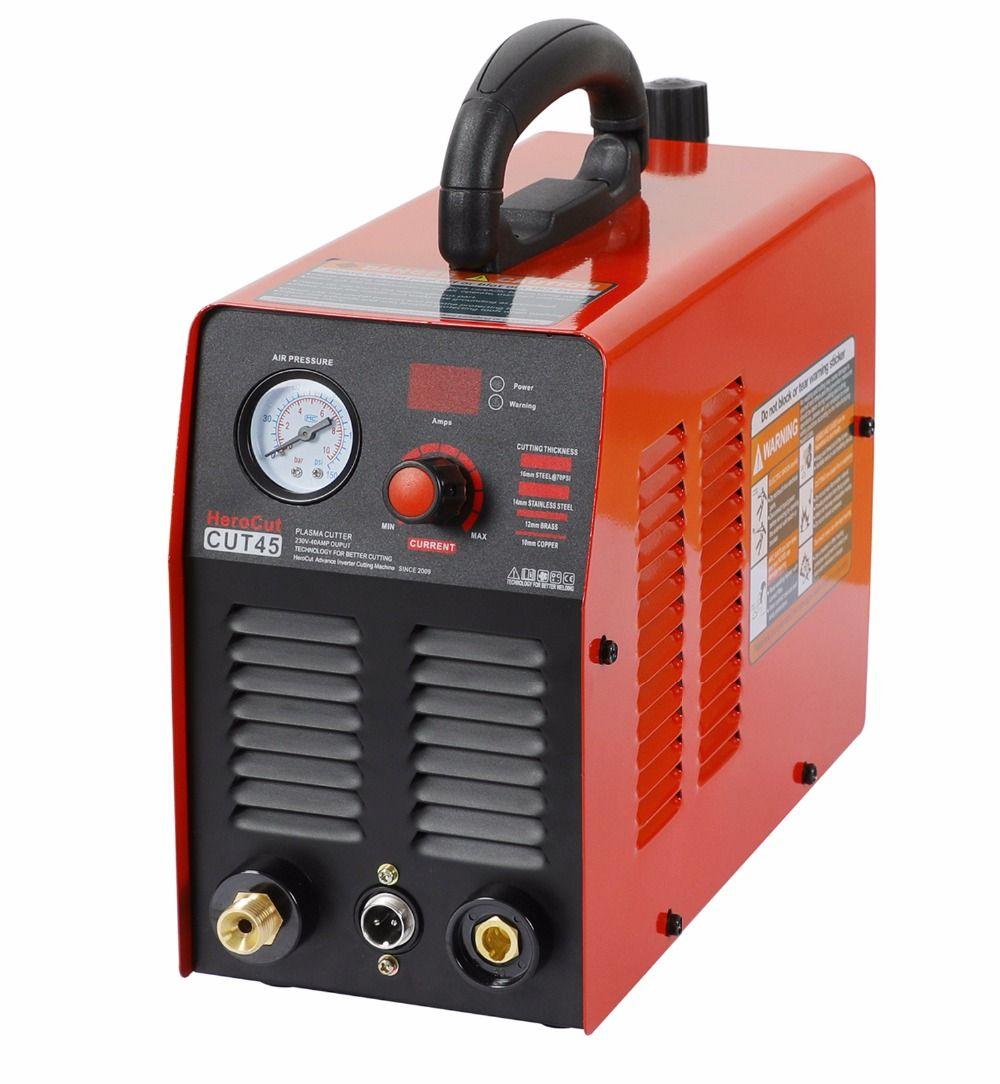 Plasma machine de découpe plasma Cutter Cut45i 220 V