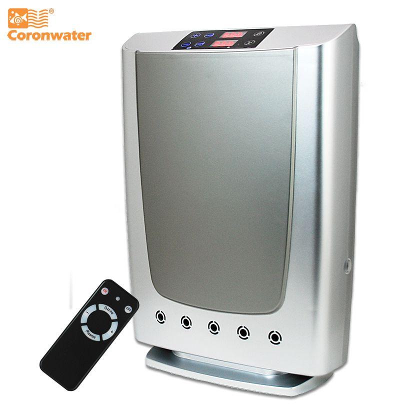 Purificateur d'air de Plasma et d'ozone de Coronwater pour la Purification d'air à la maison/bureau et la stérilisation de l'eau