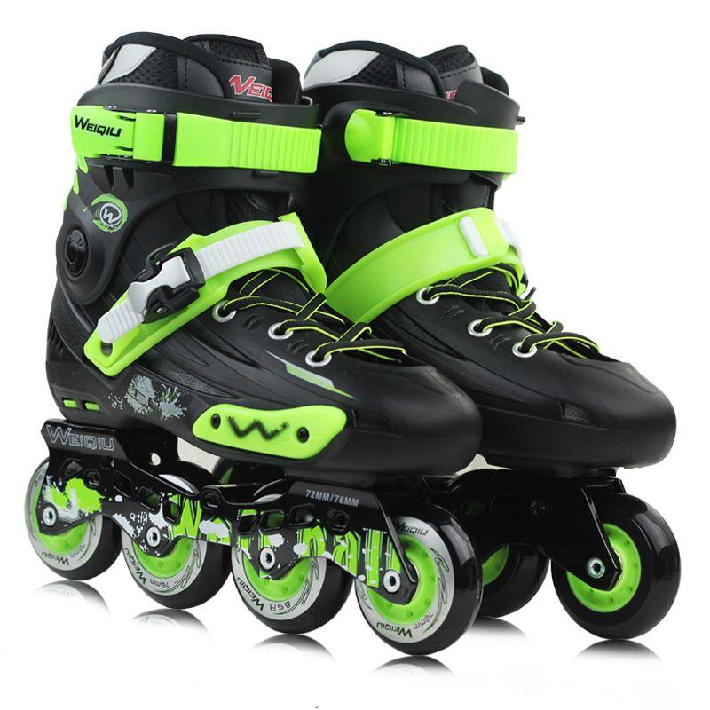 Professionelle Inline Skate Erwachsene Roller Skating Schuhe Hohe Qualität Freien Stil Skating Patins Eishockey Schlittschuhe