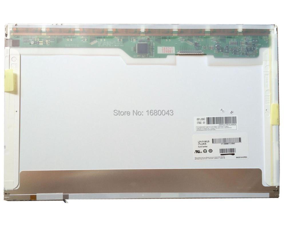 LP171WU3 TLA3 TLA1 TLB3 fit B170UW01 1 LP171WU1 CCFL 30 Pin LCD-Display Panel LED 1920*1200