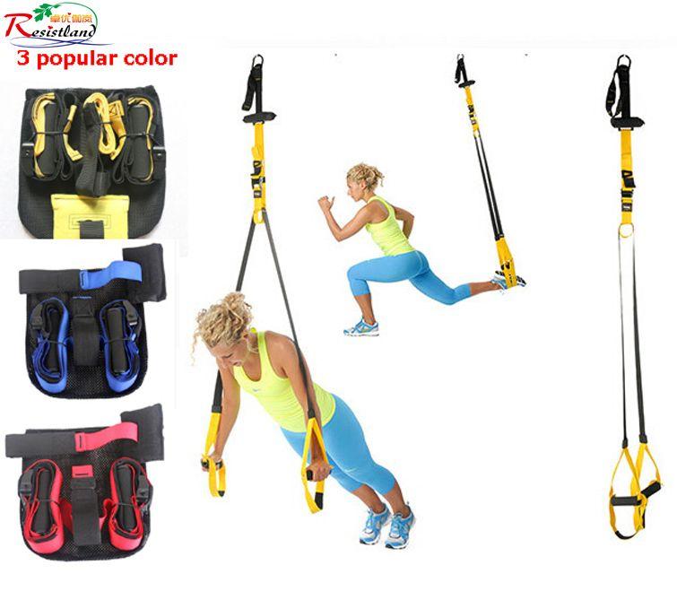 Nouveauté résistance bandes force suspendus entraînement équipement de Fitness printemps exereur Crossfit Sport équipement