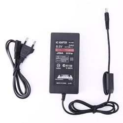 EU Plug Game Console Power Supply Charger Adapter DC 8.5V 5.6A AC Power Charger Adaptor for Sony Playstation 2 PS2 70000
