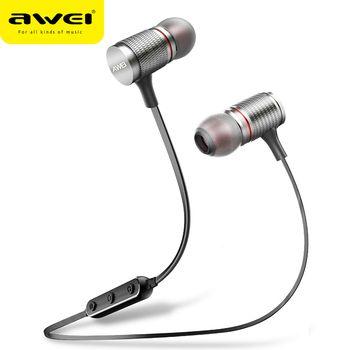 AWEI T12 Bluetooth наушники беспроводные наушники гарнитура для телефона Auriculares kulakl K беспроводные bluetooth наушники V4.2 шлем