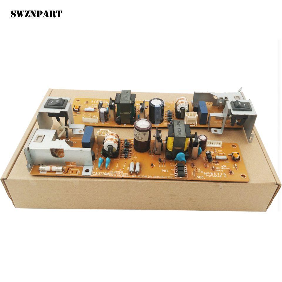 Printer power board for Canon MF 4010 4012 4018 4120 4122 4150 4140 MF-4010 MF-4018 MF-4140 MF-4150 MPW5716 220V & MPW5816