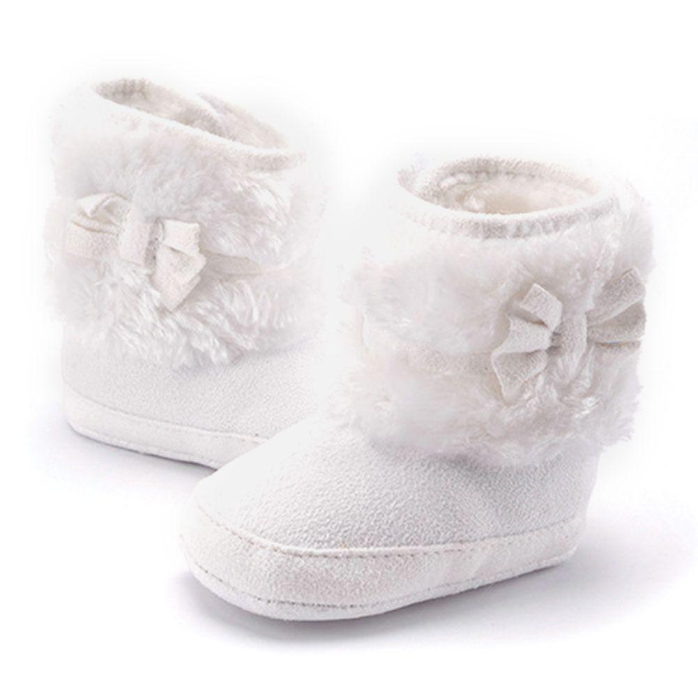 Winter Stiefel Für Mädchen Kinder Baby Schuhe Warme Knöchel Schnee Booties Schuhe Für Kinder Warm Halten Lauflernschuhe