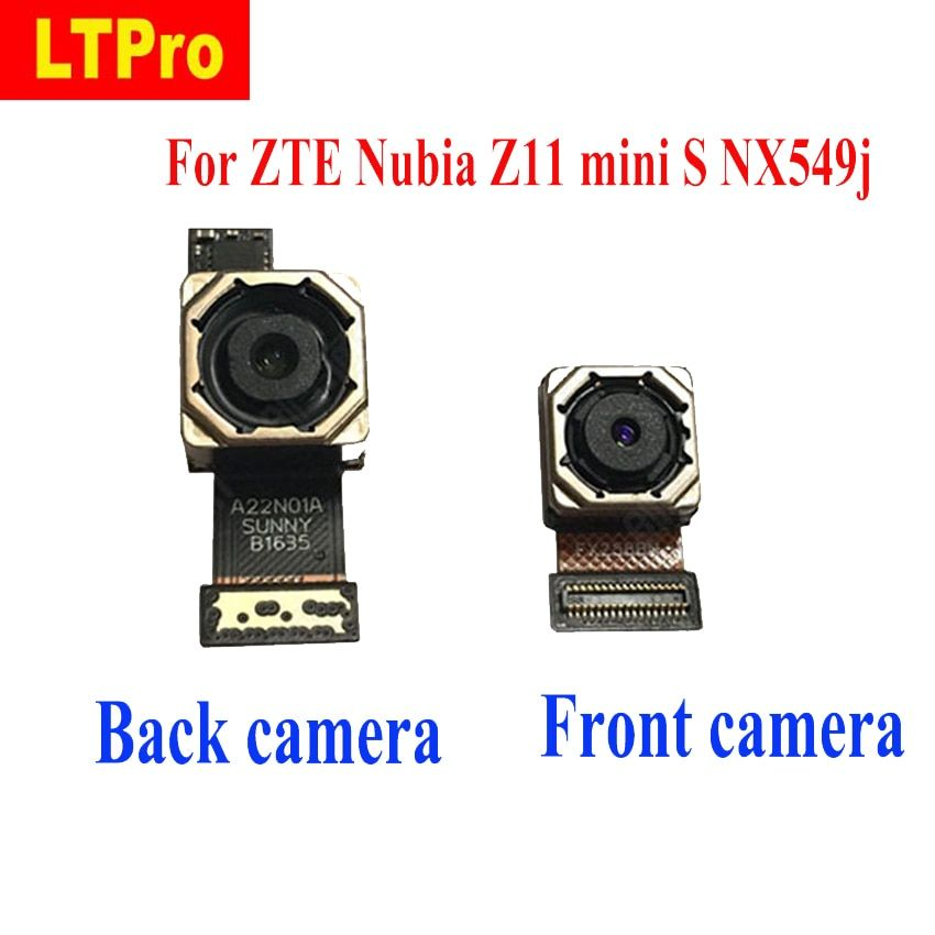 LTPro TOP Quality Small Front or Back Rear Camera Module Flex cable For ZTE Nubia Z11 mini S NX549j phone Parts Replacement