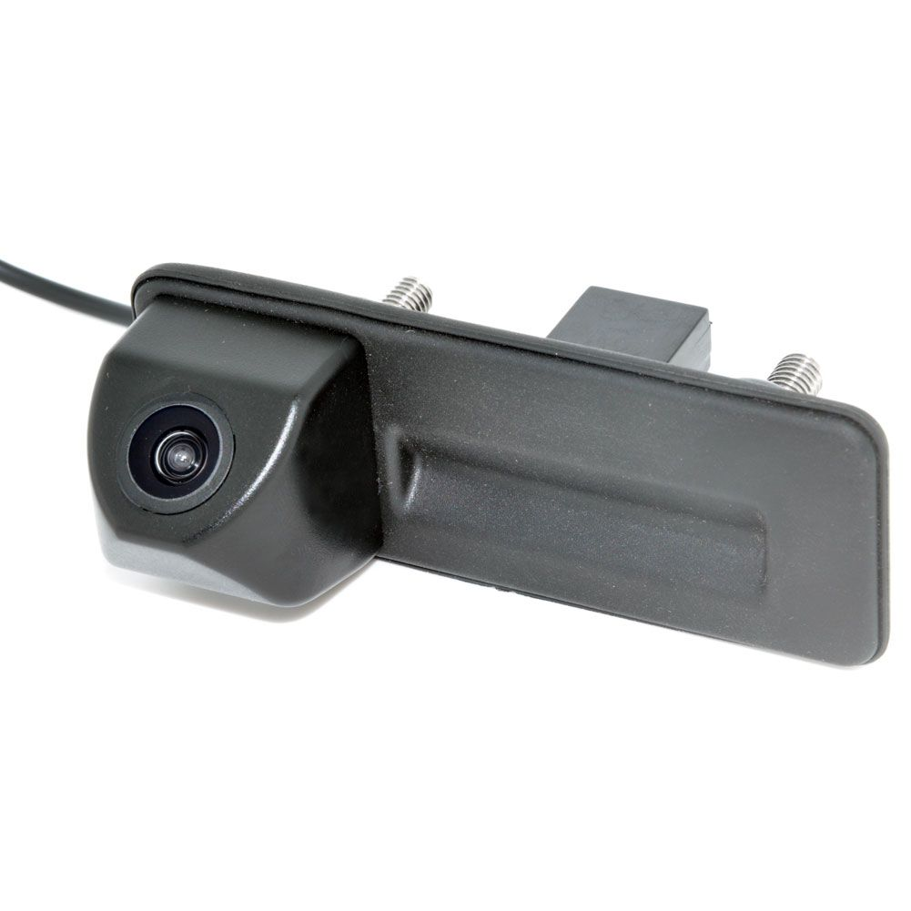HD CCD Night viosn car trunk handle reverse parking rear view camera For Audi A1 Skoda Roomster Fabia Octavia Yeti superb