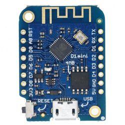 LOLIN D1 mini V3.1.0-WEMOS WIFI Internet de Choses développement conseil basé ESP8266 4 MB MicroPython Nodemcu Arduino Compatible