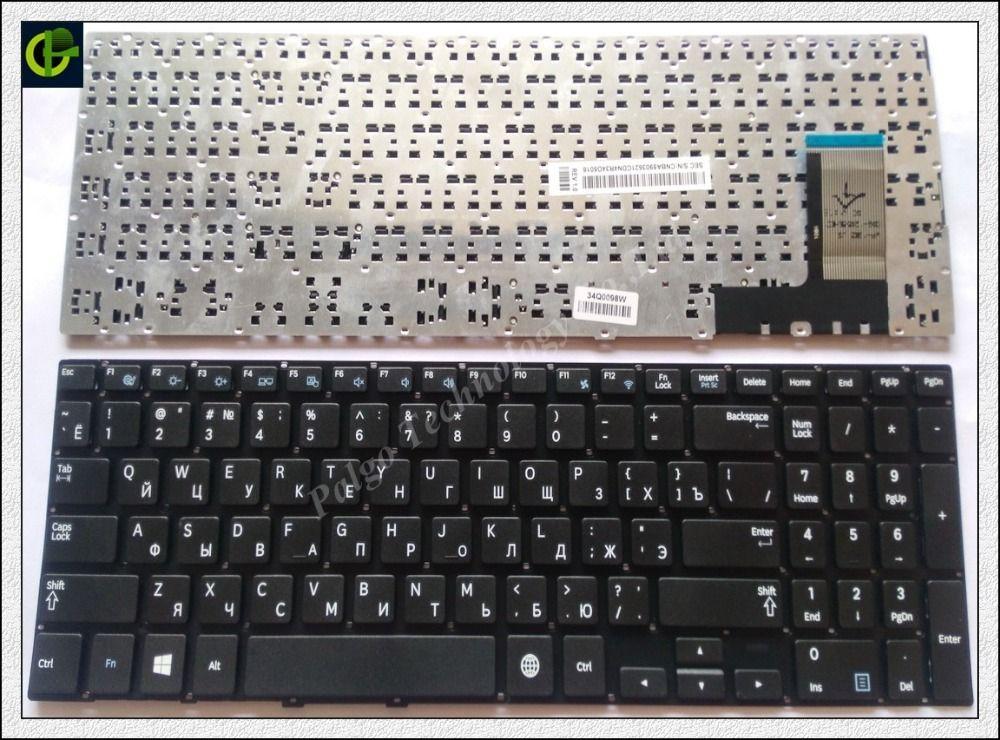 Russian RU Keyboard for Samsung NP350R5E NP370R5E 350R5E 470R5E 450R5G NP470R5E-X01 450R5U 450R5J NP510R5E RU BA59-03621C BLACK