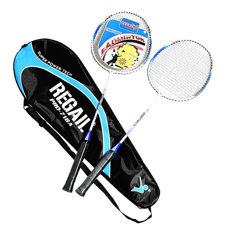 1 Pair Hot Professional Badminton Rackets Light Weight Carbon Badminton Rackets Raquette De Badminton With Bag