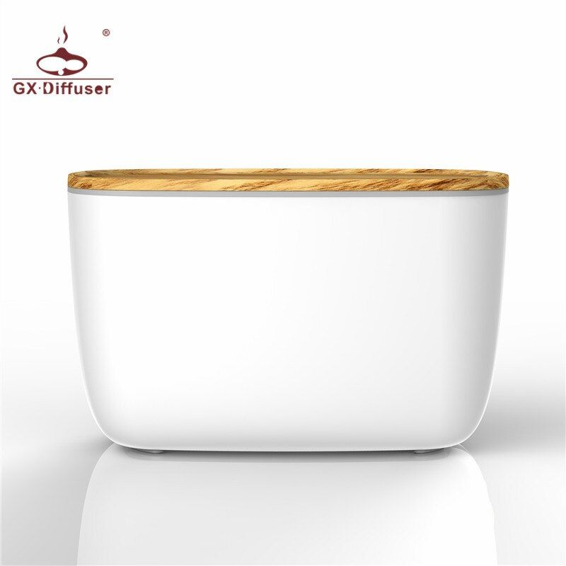 GX.Diffuser 1.8L Timer Air Humidifier Essential Oil Aromatherapy LED Lamp Uilrasonic Diffuser Electric Aroma Diffuser for Home