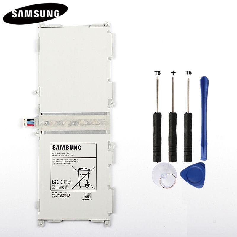100% Original Tablet Battery EB-BT530FBC EB-BT530FBE For Samsung GALAXY Tab 4 T530 SM-T531 SM-T533 SM-T535 T535 SM-T537 6800mAh