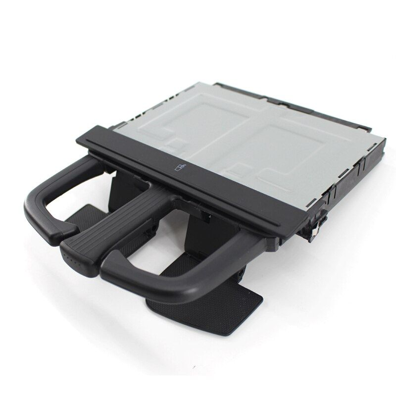 Black Front Dashboard Cup Holder For VW Golf Jetta Bora MK4 1999-2004 1J0858601D