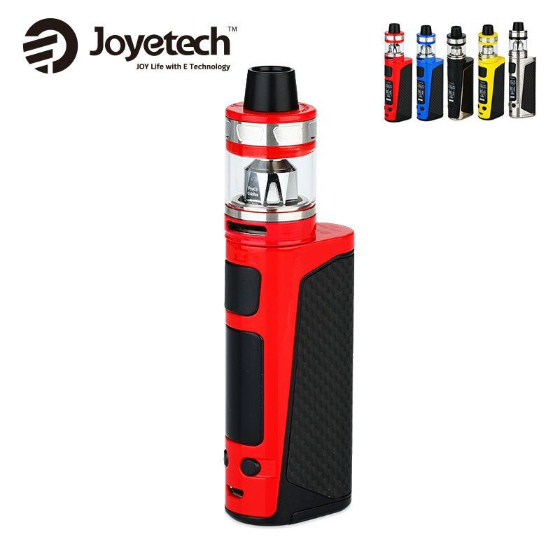 Kit d'origine Joyetech EVic Primo Mini Kit 80 W 4 ml ProCore Aries réservoir e-cig Kit Vape No 18650 batterie vs Joyetech ESPION/Ego Aio Kit