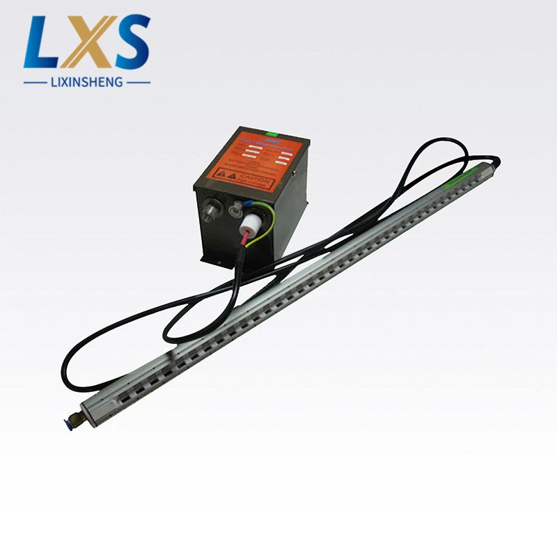 L1200x1270mm Two Eliminate Anti static Ion Bar With 7KV Voltage Generator