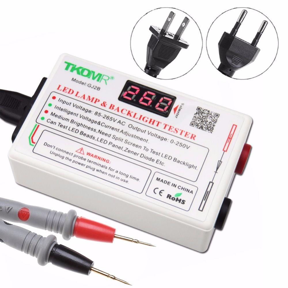TKDMR 0-260 V Smart-Fit test de tension led Rétro-Éclairage Testeur Outil Pour led téléviseur lcd D'ordinateur Portable Livraison Gratuite