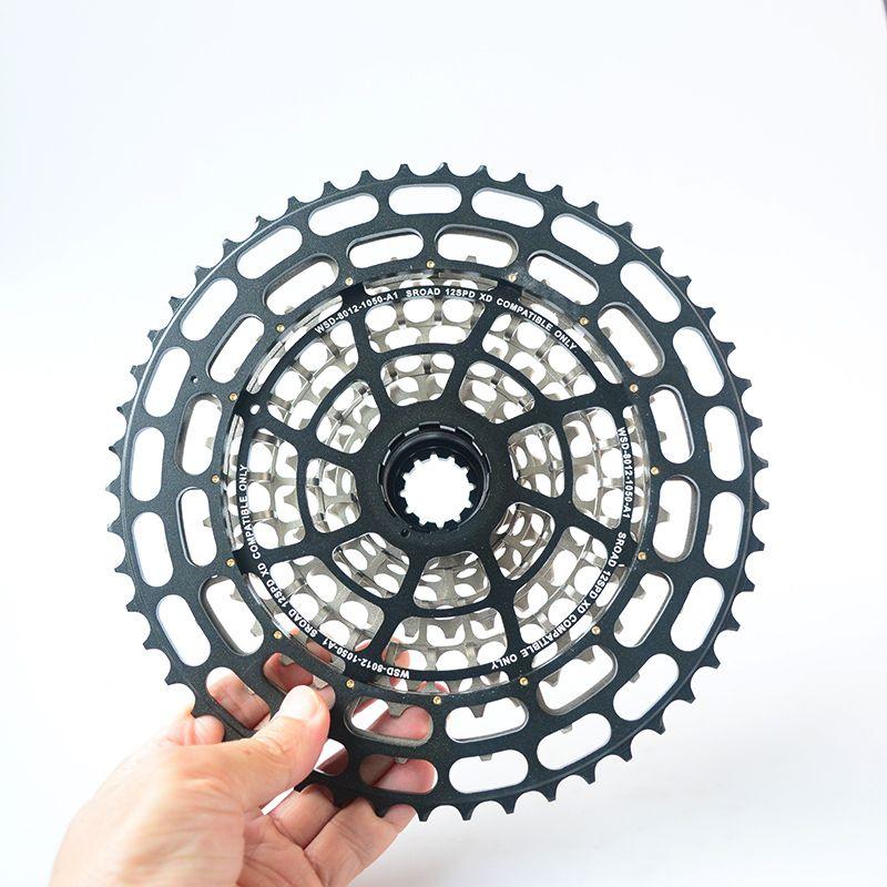 12 geschwindigkeit ultraleicht MTB Fahrrad Kassette XD-12S bike Freilauf für XD naben nur 10-50 t 364g