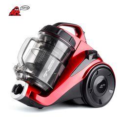 Europa Estándar de Eficiencia Energética PUPPYOO Canister Vacuum Cleaner para el Hogar Multi-sistema de Ciclón Aspirador WP9002B