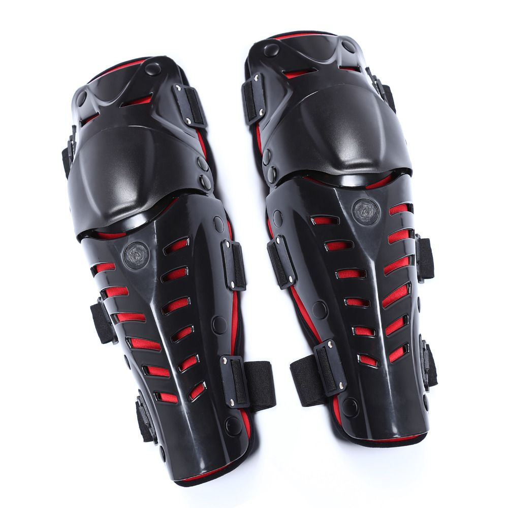 Motorcycle Riding Protector Motorbike Racing Motocross Off-Road Bike ATV Knee & Elbows Pads Guards Set Protective Gear