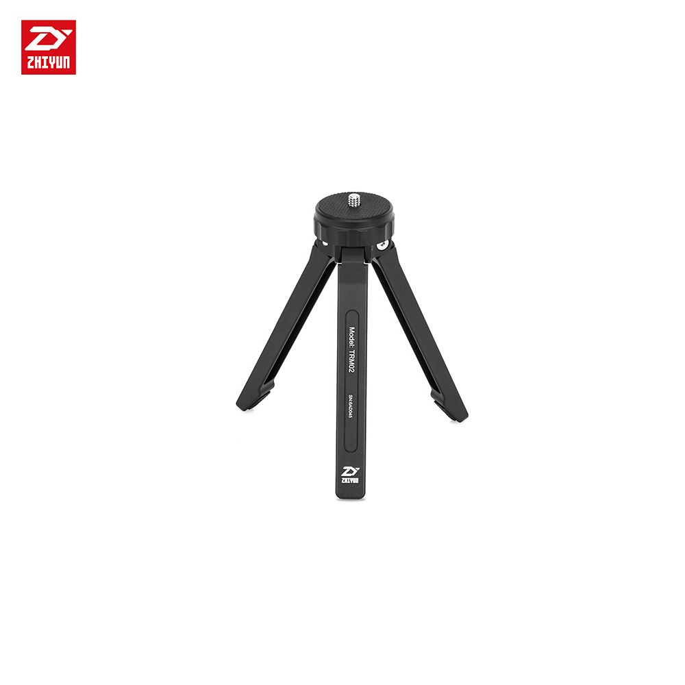 zhi yun Zhiyun Official Tripod Monopod for Crane 2/Crane/Crane M/Smooth Q/Smooth 3/Rider M/Evolution Gimbal Stabilizer with 1/4