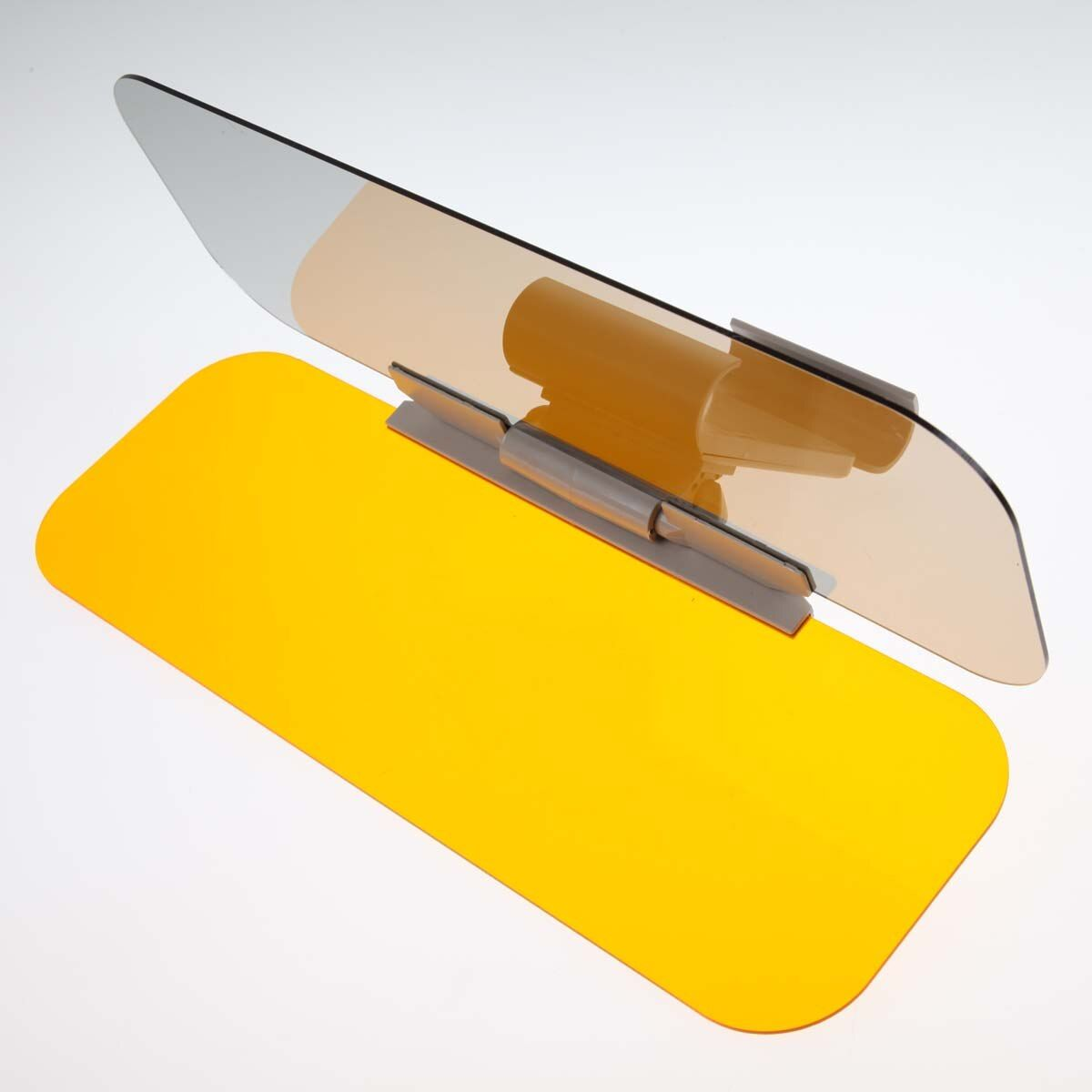 New arrival 2 in 1 Car Anti-glare Day Night Driving Glass Prevent Dazzle Mirror Goggles Mirror Sun Visors Shade Free shipping