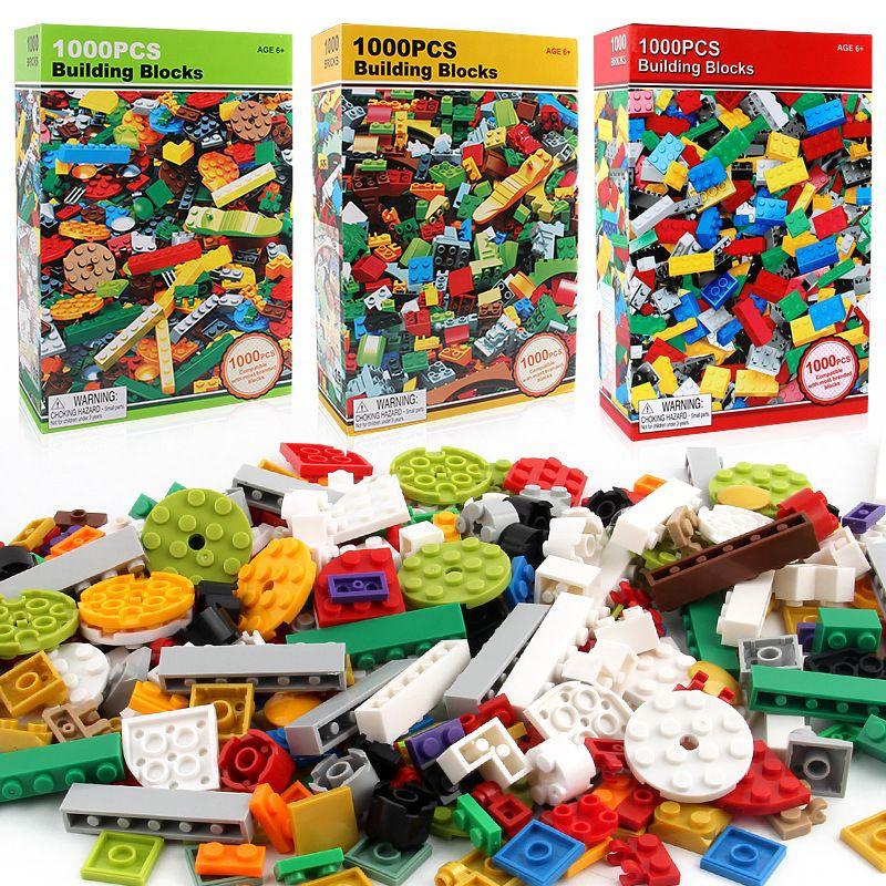 1000 pièces Ville bricolage Blocs De Construction Créatifs Minecrafteds Classique Amis Briques En Vrac Ensembles Jouets Éducatifs pour Enfants