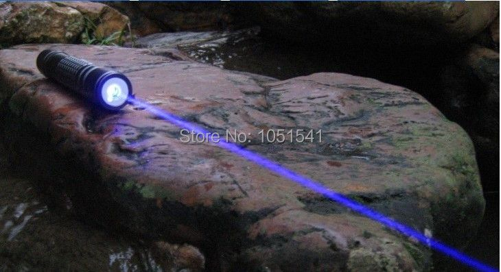 high power 405nm purple blue violet laser pointers 10w 10000mw burning black match/cigarettes Uv counterfeit detector,free shipp