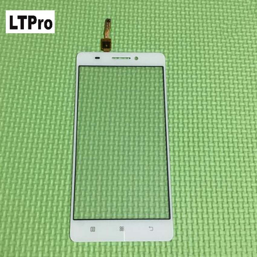 LTPro 5.5inch black White TOP Quality outer glass Touch Screen Digitizer For Lenovo K50 K50-T5 K3 Note Phone Replacement Parts