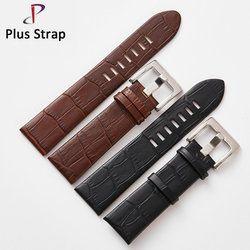 Plus Strapluxury Watchband Watch Tali Kulit Gelang Gelang Sabuk untuk Star/36065/Timewalker Pengganti 20 Mm 22 Mm