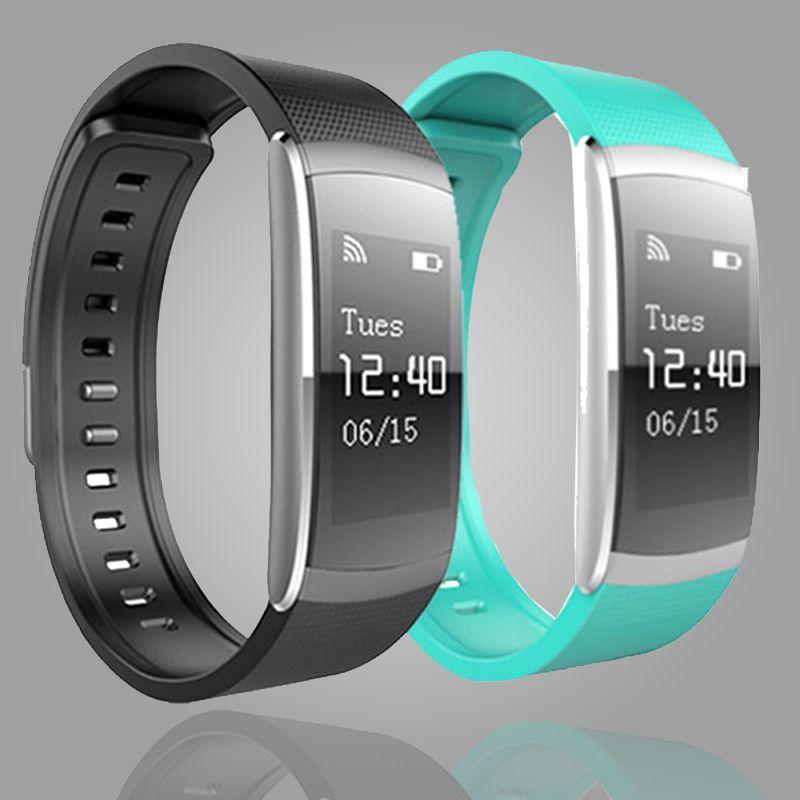 iwown I6 PRO Fitness Bracelet Heart Rate Monitor Smart Wristband IP67 Waterproof Smart Bracelet Sports Fitness Tracker.